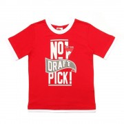 AFL Toddler Draft Pick Tee Sydney Swans [Size:6]