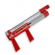 Marshmallow Shooter - Red/gray