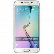 Samsung galaxia S6 borde G925I 32 GB desbloqueado telefono blanco