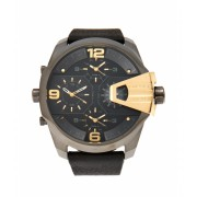 Diesel DZ7377 Black Gold-Tone Watch 6