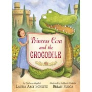 Princess Cora and the Crocodile, Hardcover