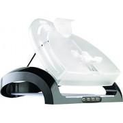 Fellowes Workstation per Laptop Multimediale Smart Suites, Nero