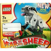 Lego Special Edition 40148 Year of the Sheep (Japan Import) by LEGO