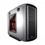 Gabinete CORSAIR Graphite 600T Micro ATX Sin fuente Silvert.