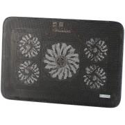 "Notebook-Kühler bis 43,2 cm (17""), 5 Ventilatoren, 1.800 U/Min., 2 USB"