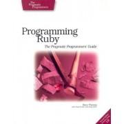 Programming Ruby by Dave Thomas