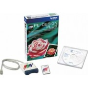 Software broderie BROTHER Pe Design Plus