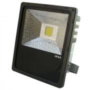 PTL - LED Flood PRO 50W kalt weiss IP 65, 50W COB LED, 120°
