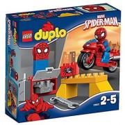 Lego Duplo Spider-Man web bike 10607