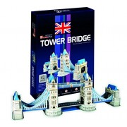 CUBIC FUN C702h - 3D Puzzle Tower Bridge Londra Regno Unito U.K.