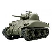U.s. Medium Tank M4a1 Sherman 1/48 Military Miniature Series No.23