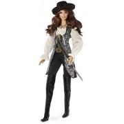 Barbie - Barbie Piratas Del Caribe - Angelica (Mattel)