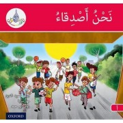 The Arabic Club Readers: Red A: We are friends 6 pack by Rabab Hamiduddin