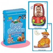 Busy Babies Describing Fun Deck Cards Super Duper Educational Learning Toy For Kids