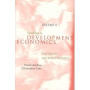 Readings in Development Economics: Empirical Microeconomics v. 2 by Pranab Bardhan