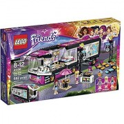 LEGO Friends 41106 Pop Star Tour Bus Building Kit