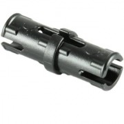 LEGO Technic Mindstorm NXT Black Friction Pin Connector part 2780 (Quantity 300)