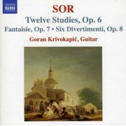 F. Sor - Guitar Music Op.6-9 (0747313050277) (1 CD)