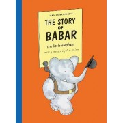 The Story of Babar by Jean de Brunhoff