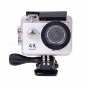 """""""EOSCN H9 2"""""""" 12MP 4K wi-fi camara deportiva con lente de pescado-ojo - blanco"""""""