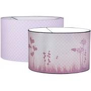 hanglamp silhouette sweet pink