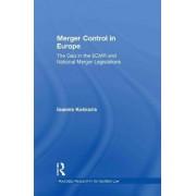 Merger Control in Europe by Ioannis Kokkoris