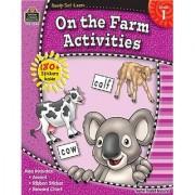 Ready-Set-Learn: On the Farm Activities (Gr. 1)