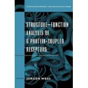 Structure-function Analysis of G Protein-coupled Receptors by Jurgen Wess