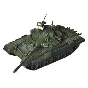 modelcollect as72029 montado Modelo Soviet Army T de 64bv MAIN Battle Tank 1985
