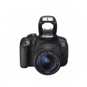 Aparat foto DSLR Canon EOS 700D 18.5 Mpx Kit EF-S 18-55mm IS STM