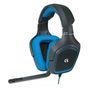 Auricular Gamer Logitech G430-Negro