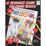 Romance Comic Coloring Books #3 by Bernard O'Connor