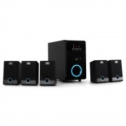 Auna Altavoces sonido home cinema 5.1 subwoofer