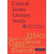 Critical Terms for Literary Study by Frank Lentricchia