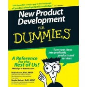 New Product Development for Dummies by Robin Karol