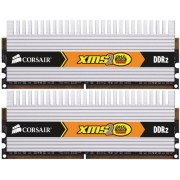 Corsair TWIN2X4096-6400C5DHX XMS2 4GB (2x2GB) DDR2 800 Mhz CL5 Performance Desktop Memory Kit
