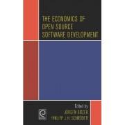Economics of Open Source Software Development by Jurgen Bitzer