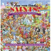 Can You Find the Saints? by Phillip D. Gallery
