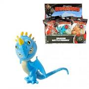 Dragones - Mini Battle Dragon - Figuras de batalla - Selección del dragón, Dragons:Baby Nadder