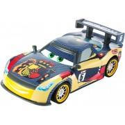 Masinuta Cars De Curse Mattel Cars Carbon Racer Miquel DHM75-DHM79