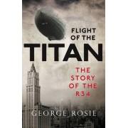 Flight of the Titan by Rosie George