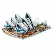 Wrebbit 3D W3D 2006 - Sydney Opera House - Puzzle 3D