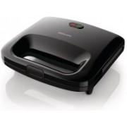 Philips HD2394 Sandwich Maker Grill(Black)