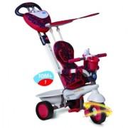 Smart trike Tricikl za decu Dream team Crveni