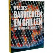 Barbecueën en grillen met houtskool en briketten