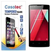 Casotec Tempered Glass Screen Protector for Intex Aqua 3G Strong