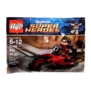 Lego Super Heroes Robin and Redbird Cycle (30166)
