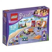 LEGO Friends LEGO - 41099 - Friends - Jeu de Construction - Le Skatepark