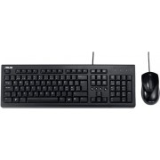Kit Tastatura si Mouse ASUS U2000 (Negru)