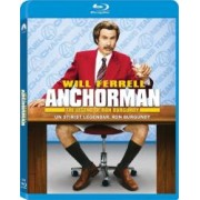 ANCHORMAN THE LEGEND OF RON BURGUNDY BluRay 2004